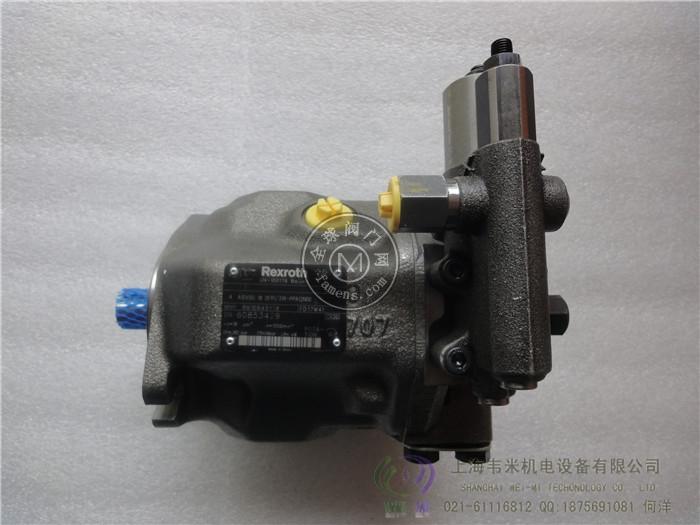 力士乐REXROTH液压油泵E-A10VSO28DFR1/31R-PPA12N00