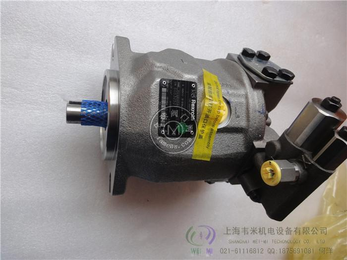 力士樂軸向柱塞變量泵A4VSO40DR/30R-PPB13N00