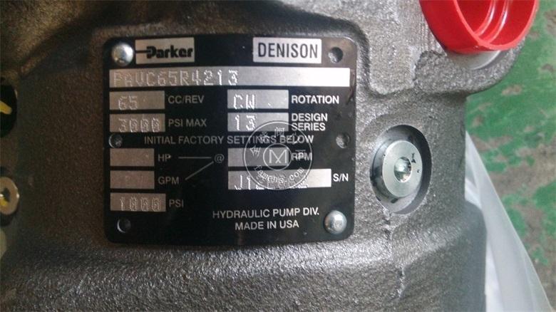 派克柱塞泵PAVC65B2L4AP13