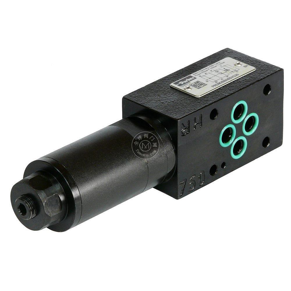 PRDM2PP21KNS派克直动式减压阀