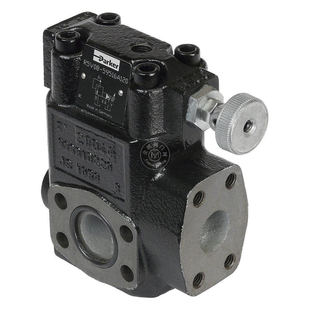 026-65452-H R5V10-4933209G0QA125派克溢流阀