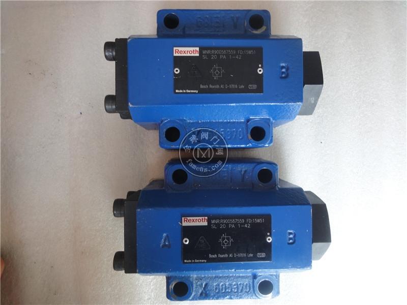 REXROTH液控單向閥SL20PB1-43