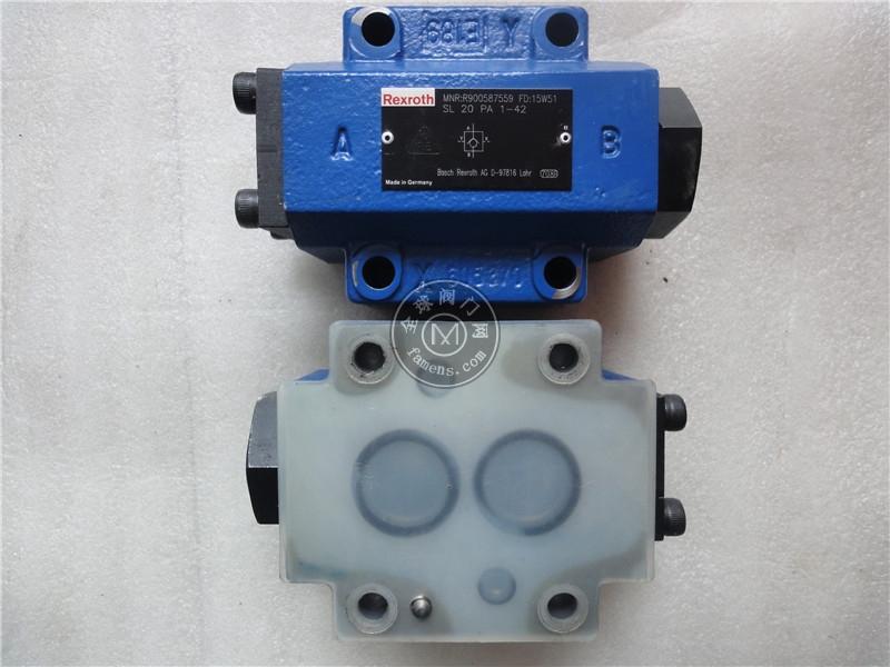 SL20PB1-4X/力士乐液控单向阀