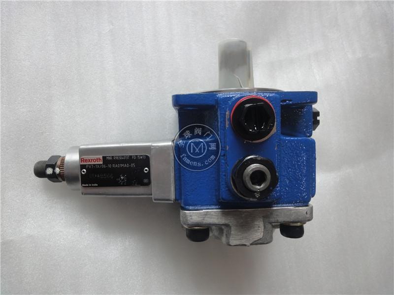 PV7-11/06-10RA01MA0-10力士乐叶片泵