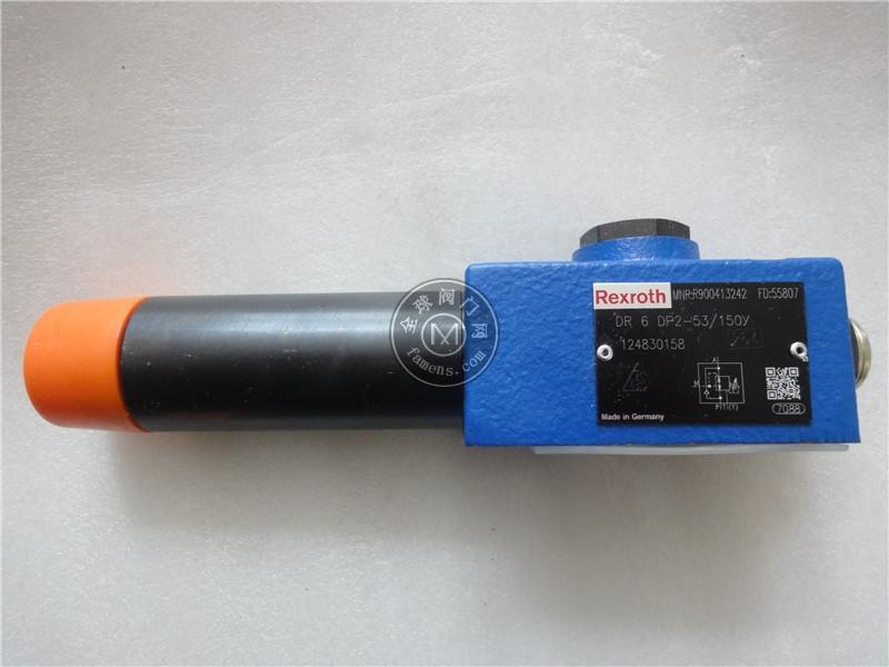 力士乐减压阀DR6DP2-53/210Y