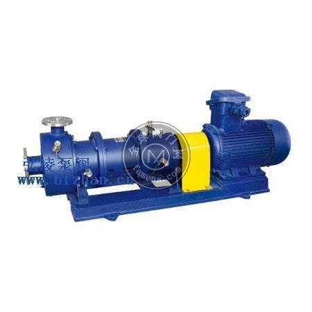 CQB-G型不銹鋼高溫保溫泵