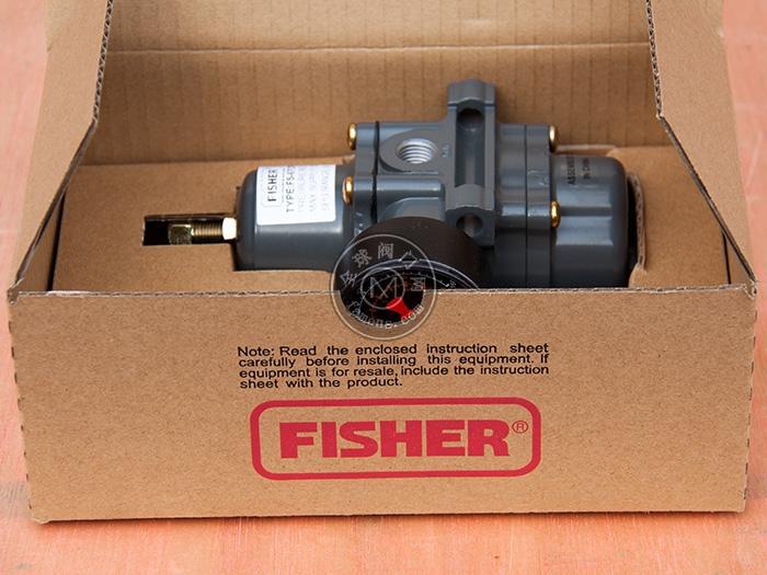 费希尔Fisher过滤减压阀调压器67CFR-237原装正品67CF-1663-38512