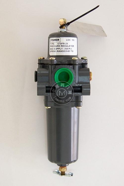 全新原裝正品費希爾Fisher減壓閥FS-67DFR-25/C4調壓器現貨供應