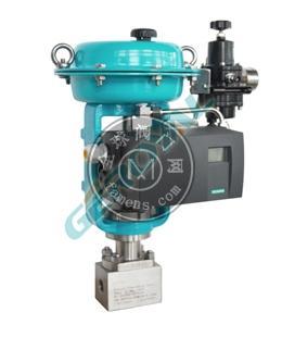 508L超小流量精密電動氣動調節閥中英合資上海精歐閥門