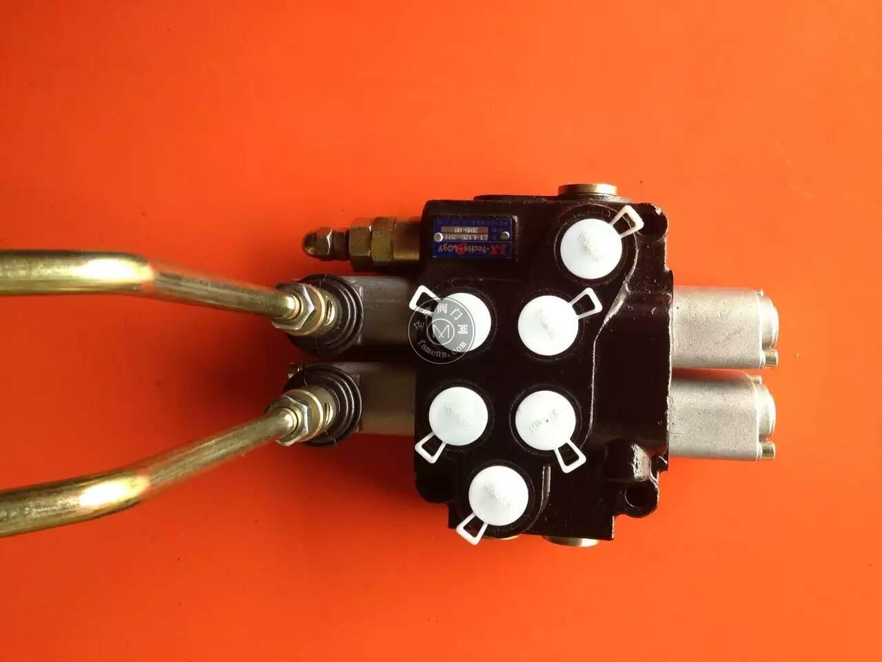 供应胜杰液压替代阀ZT-L12E-2OT多路换向阀 农用机械阀 改装阀
