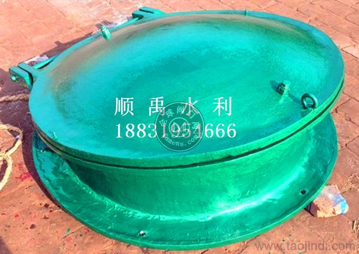 DN1200玻璃鋼拍門價格
