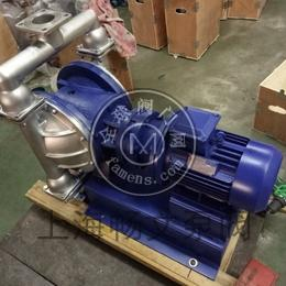 DBY型電動隔膜泵DBY-50 隔膜泵上海暢文泵廠家直銷