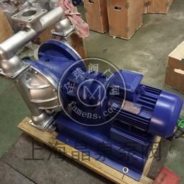 正品电动机械优质隔膜泵包退换防爆DBY-50电动隔膜泵