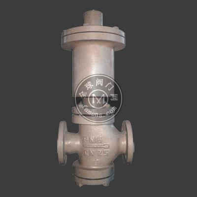ZZYP、ZZYN、QFY系列阀内取压型重油专用减压稳压阀