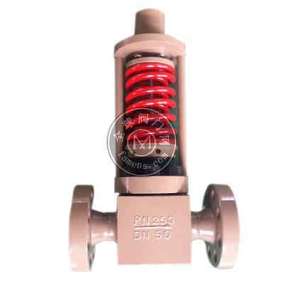 自力式波纹管平衡密封压力调节阀