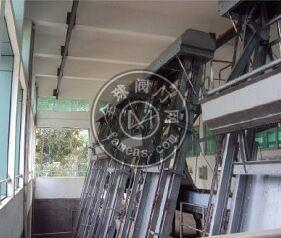 SG型三索式钢丝绳牵引格栅除污机
