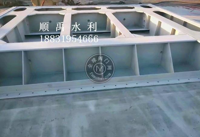 4X4泵站用钢制闸门价格