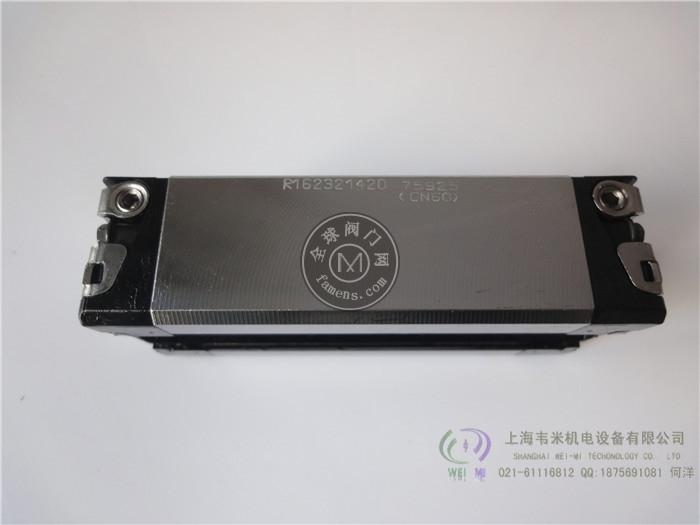 REXROTH导轨滑块R167189360