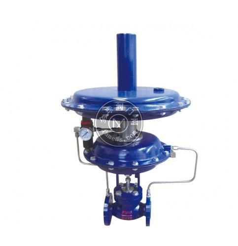 ZZY-II型帶指揮器自力式壓力調節閥