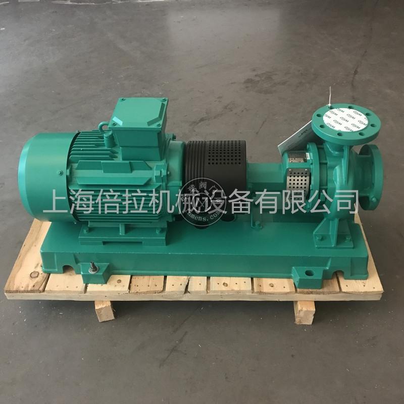 WILO威樂NL80/200-5.5/4循環泵