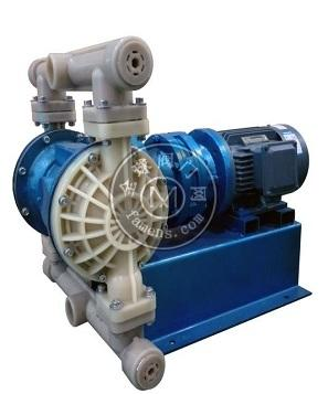优尼柯DBY-40不锈钢电动隔膜泵