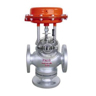 ZMQP系列气动薄膜切断阀