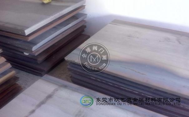 60Si2Mn光亮弹簧钢板力学性能