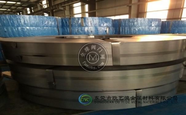 可折彎彈簧鋼帶 65Mn鋼帶品牌