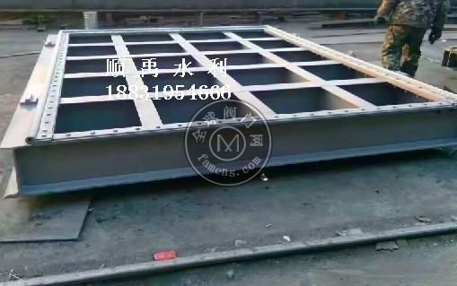 3X3平面钢闸门供应