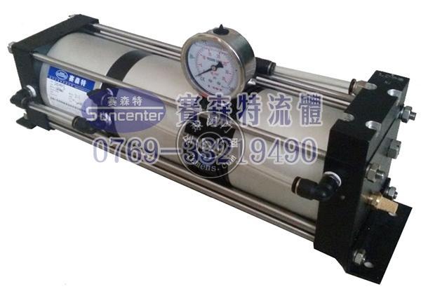 DGM03氣動空氣增壓閥