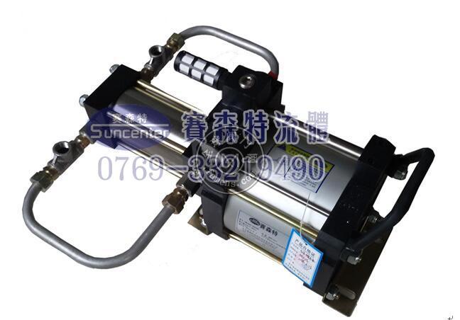 DGV05氣驅空氣增壓泵