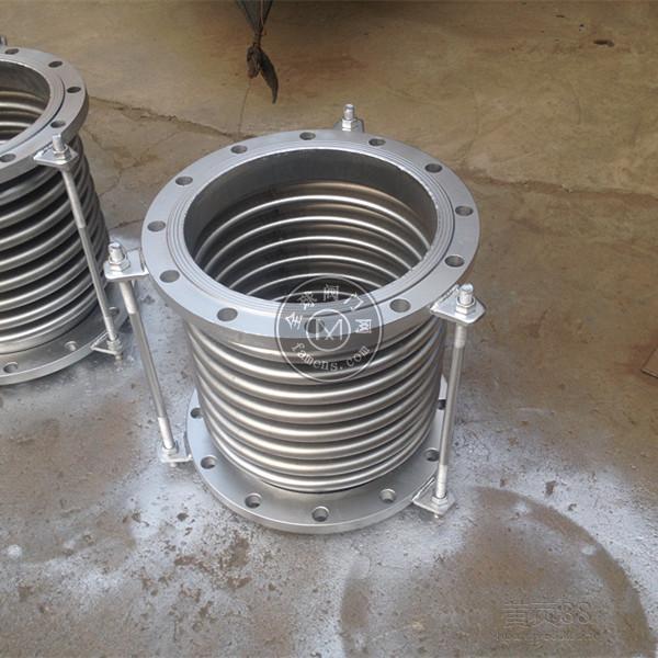 长春法兰不锈钢波纹补偿器天然气、水、蒸汽、油专用