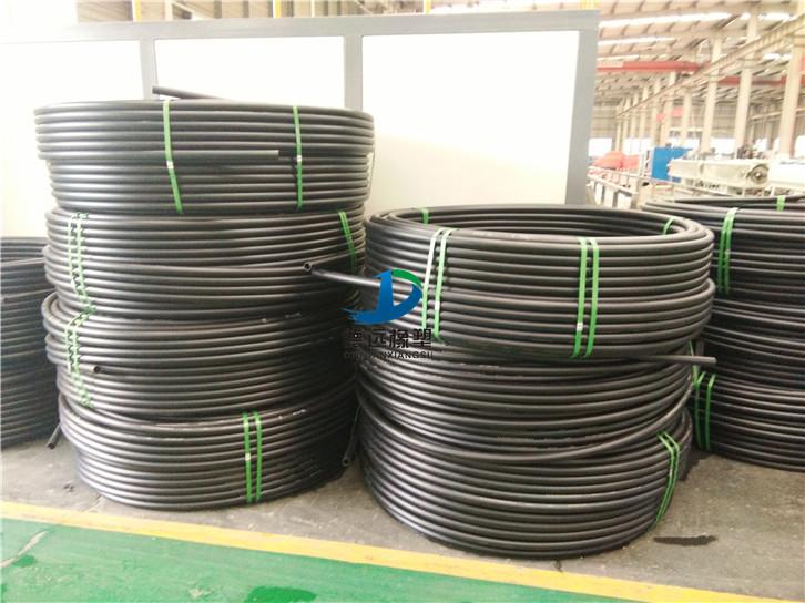 浙江廠家生產供應PE給水管規格質量保證