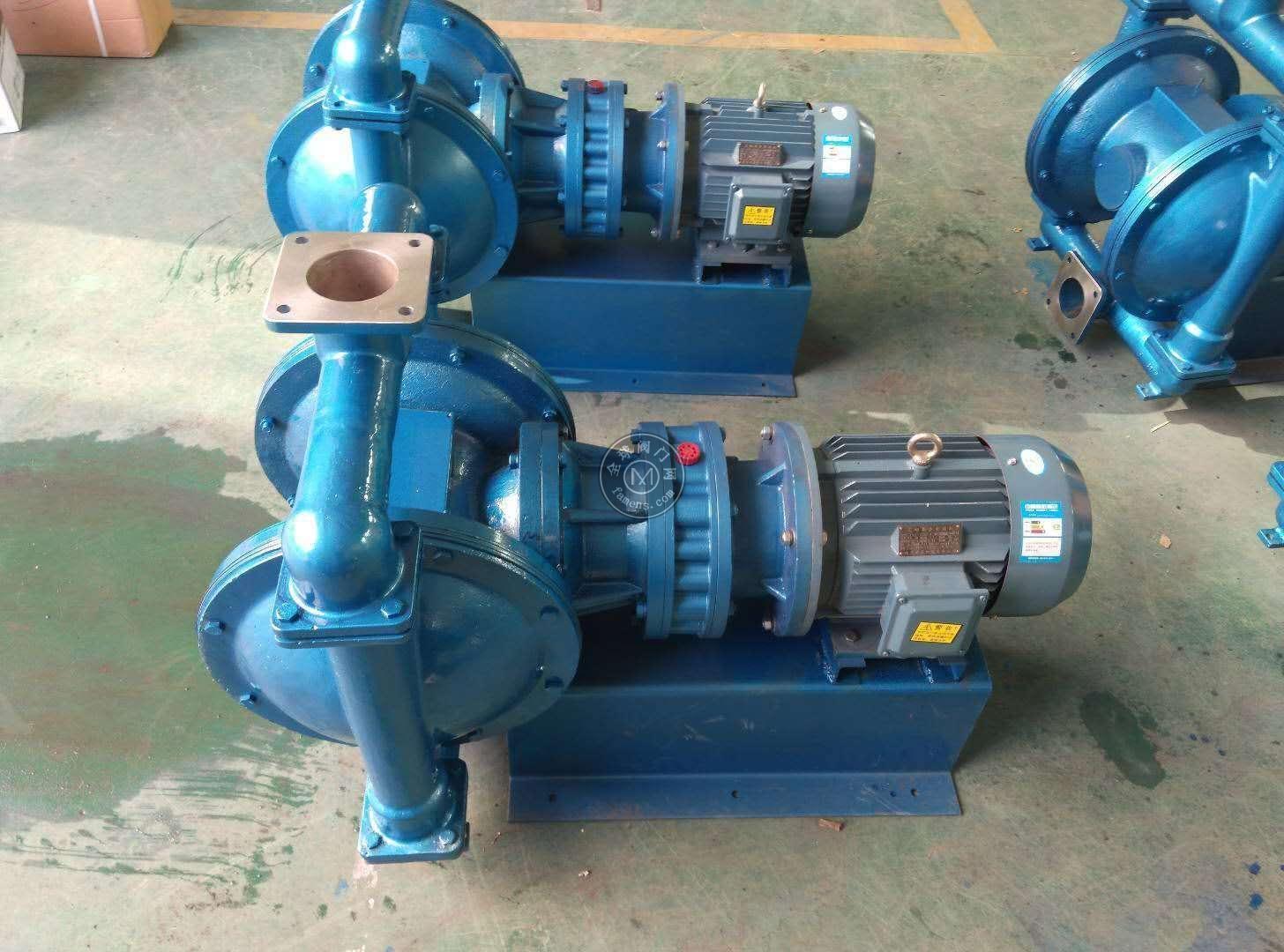 无锡不锈钢DBY-25电动隔膜泵