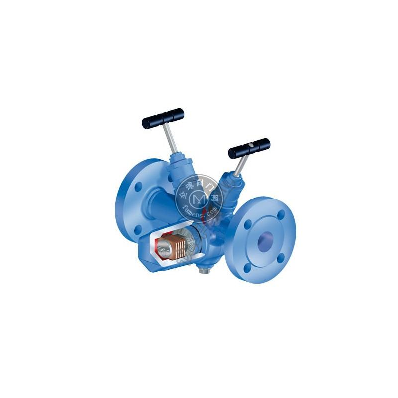 CONA All-in One 多阀组紧凑型冷凝水排放系统