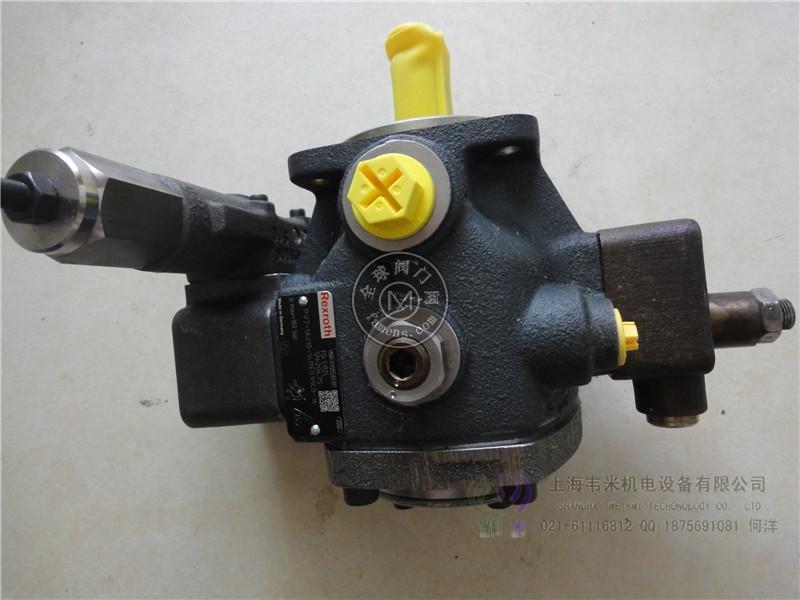 REXROTH叶片泵PV7-17/10-20RE01MC0-10