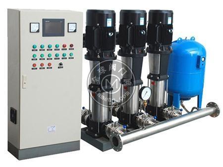 上海南元SNY全自動變頻供水設備