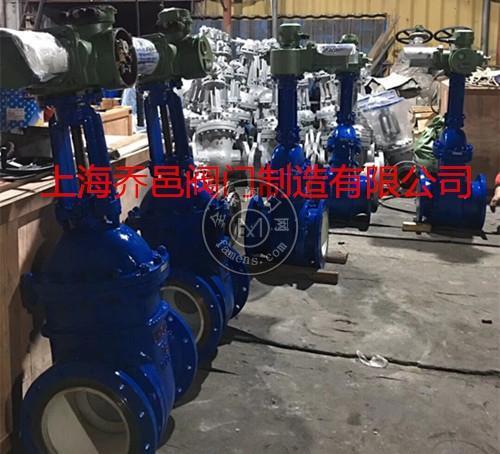 电动陶瓷排渣阀PZ941TC耐磨排渣闸阀