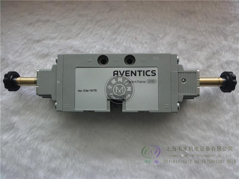 AVENTICS气动阀R431003808