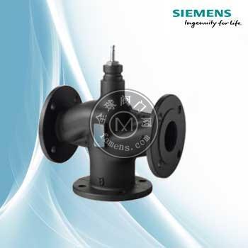 西门子温控阀VXF53.50-40电动三通阀