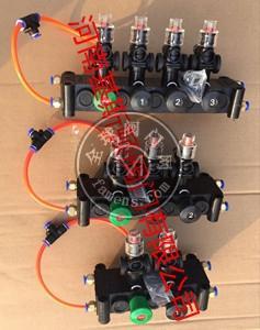 专业气动组合开关油罐车气控组合开关阀塑料铝合金材质