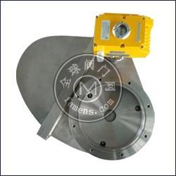 GCDb擺動式電動高真空插板閥