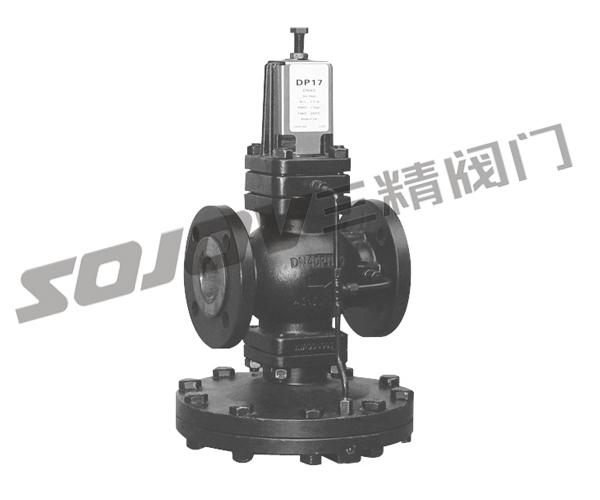 DP27导阀型隔膜式减压阀 斯派沙克减压阀