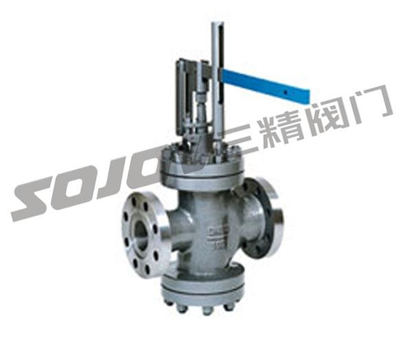 Y45H杠杆式蒸汽减压阀高温减压阀
