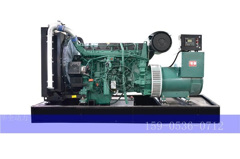 200kw沃尔沃柴油发电机组多少钱一台?