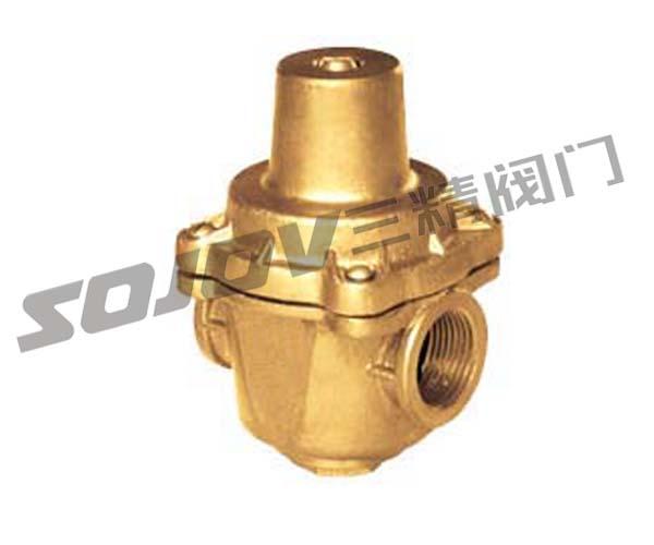 YZ11X支管式減壓閥水工業管道.壓縮空氣專用