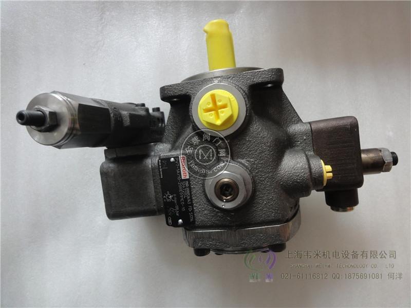 德国REXROTH叶片泵PV7-17/16-30RE01MC0-08