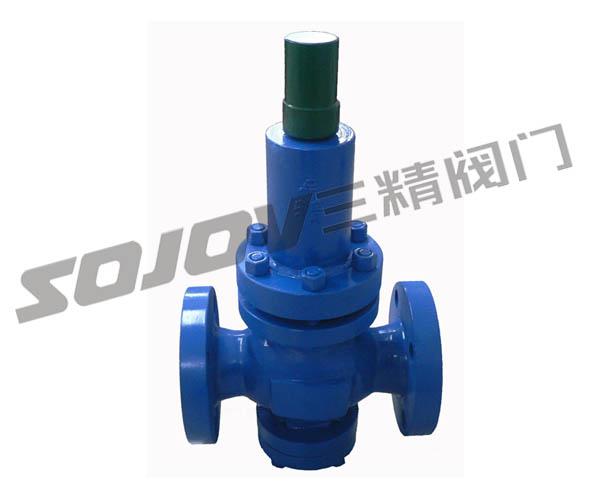 Y42X型弹簧薄膜式减压阀