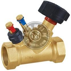 S-TSV11-16T黄铜静态水力平衡阀