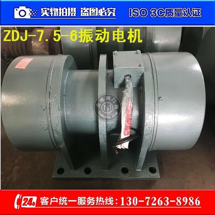 ZDJ-7.5-6振动电机